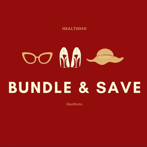 Bundle more than one item for a discount!